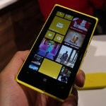 "Nokia Care tweets that the Windows Phone 8 ""Portico"" update is landing this month"