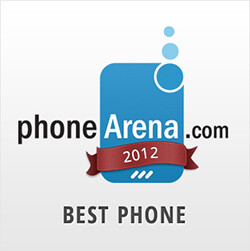 PhoneArena Awards 2012: Best Phone