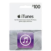 Deal alert: $100 iTunes gift card is on sale at Best Buy, will ship in time for Christmas