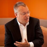 Nokia's Stephen Elop: