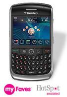 BlackBerry Curve 8900 hits T-Mobile web site