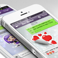 Viber VoIP app surges to reach 140 million users, introduces fun Holiday themed update