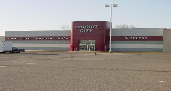 Circuit City to liquidate 567 U.S. stores