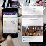LG posts an ad for sold-out Nexus 4