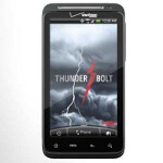 HTC ThunderBolt to get updated to Ice Cream Sandwich