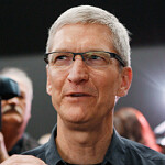Tim Cook is second runner up for Time's Person of the Year