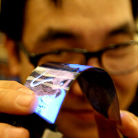 "Bend it like Samsung: 5.5"" flexible HD screen on tap for CES 2013"
