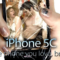 Apple iPhone 5C to come with pre-shattered glass, tells America's finest news source (video)