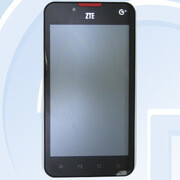 ZTE U887 is an affordable 5-inch Android smartphone