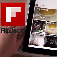 Flipboard arrives to Android slates with a full-blown tablet layout