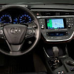 2013 Toyota Avalon the first car to include Qi induction charging for your Nexus 4 or Lumia