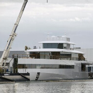 Steve Jobs's yacht Venus impounded in Amsterdam over design bill owed on a handshake