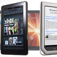 The rise of the tablet brings on first doomsday signs for e-readers