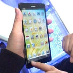 The Huawei Ascend Mate, a 6.1 inch 1080p beast, gets impromptu introduction at a Huawei store