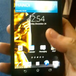 Video shows Sony Xperia TL running Android 4.1.2