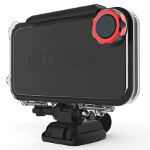 Turn your Apple iPhone 4 or Apple iPhone 4S into a sports camera using the mophie OutRide