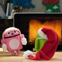 Google tells the Christmas story of a lonely Android, saved by his friends