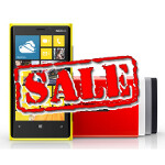 WSJ: Nokia Lumia models remain discounted after holiday