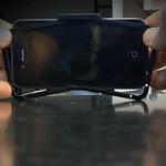New on Kickstarter, the FlipSide, an iPhone game controller case