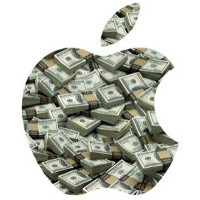 After last year's $378 million, Apple chief executive got $4.2m in 2012
