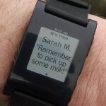 FCC gets timely visit from the Pebble smartwatch