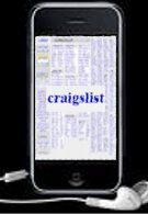Thanks to free apps you can now browse Craigslist on your iPhone