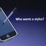 Apple patents the Active Stylus for iOS