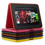 All month long, students can take $50 off the Amazon Kindle Fire HD 8.9