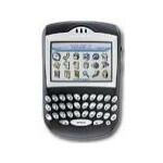 Cingular introduces their first quad-band Blackberry phone