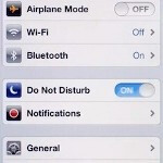 "New ad for the Apple iPhone 5 highlights ""Do Not Disturb"" feature"