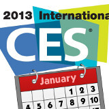 CES 2013: Schedule of events