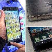 6.1-inch 1080p Huawei Ascend Mate smiles for the camera again