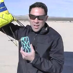 Watch a case designed for the Apple iPhone 5 protect a device from a 100,000 foot fall