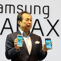 Samsung Galaxy S IV to after all be at CES, but only for a few executives to see