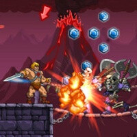 Best Android, iPhone and iPad apps of 2012: best side-scrolling action games