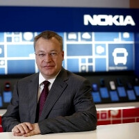 Nokia's CEO content with Windows Phone for now, but
