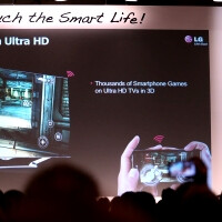 LG's phones will stream gaming to its Ultra HD TV in 4K, and with 3D conversion