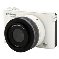 Polaroid iM1836 is officially the first Android camera with interchangeable lenses