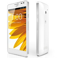 Huawei Ascend D2 pairs Full HD 5-incher with a respectable 3000 mAh battery