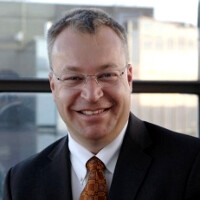 Nokia debunks the Android rumor, sends over a different translation of CEO Elop's quote
