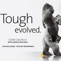 Gorilla Glass 3 vs steel ball vs 100 pounds pressure (video)