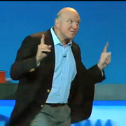Watch Steve Ballmer surprisingly appear during the Qualcomm keynote
