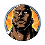 Shaq stars in his first mobile game, ShaqDown, we're hoping it's not another Shaq Fu