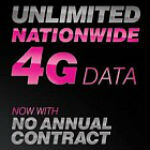 T-Mobile offering unlimited data without contract starting tomorrow