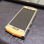 Special hands-on with a couple Vertu luxury handsets