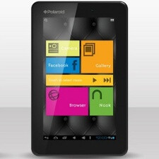 Polaroid M7 is a Nexus 7-like tablet for $129, coming this Spring