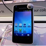 Alcatel One Touch T'Pop hands-on