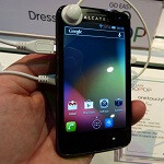 Alcatel One Touch M'Pop hands-on