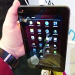 Alcatel One Touch Tab 7HD hands-on