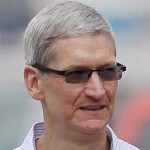 Apple CEO Tim Cook meets with the Chairman of China Mobile